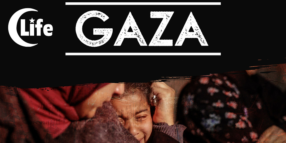 In Support of Gaza: A LIFE Fundraiser