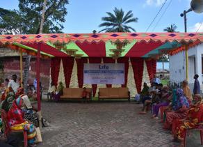 Life Distributes Udhiyah Meat in Bangladesh