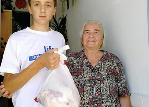 Life Distributes Udhiyah Meat in Bosnia