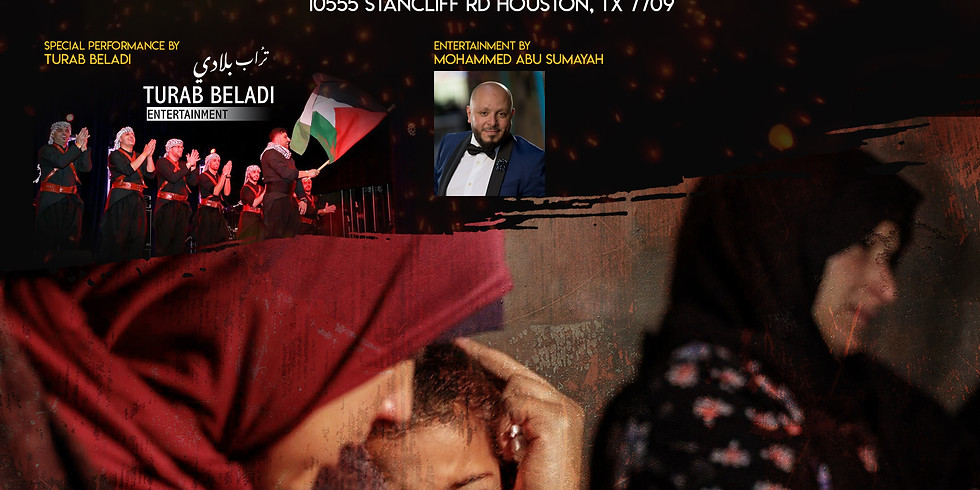 Fundraiser in Support of the People of Gaza