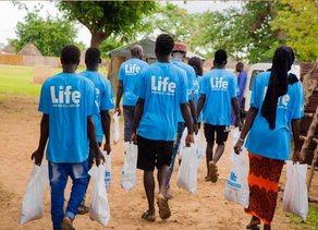 Life Distributes Udhiyah Meat in Senegal