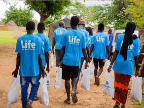 Life Distributes Udhiyah Meat in Senegal