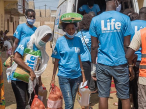 Flood Relief for Senegal