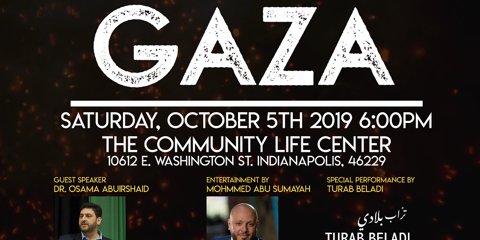 Indianapolis - Fundraising Event in Support of Gaza