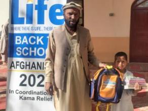 Back to School in Afghanistan