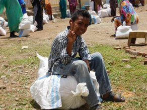LIFE Distributes Ramadan Food Baskets in the Horn of Africa