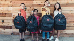 LIFE Provides Backpacks to Foster Youth in the United States