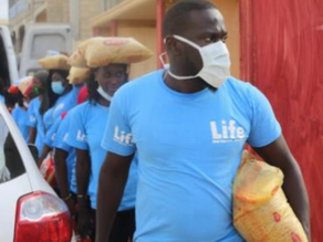 Life Distributes COVID-19 Emergency Aid in Senegal