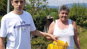 LIFE Distributes Fresh Meat in Bosnia and Herzegovina