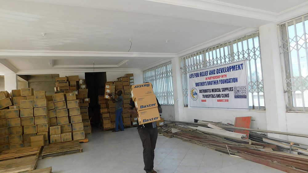 Medical Supplies Distribution