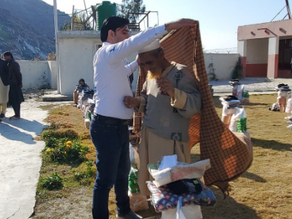 Winter Distribution in Afghanistan