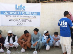 Life Supports Udhiyah in Afghanistan