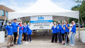 LIFE Distributes Fresh Meat in Texas