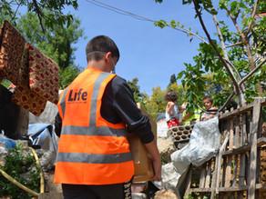 Life Distributes Ramadan Food Baskets in Lebanon
