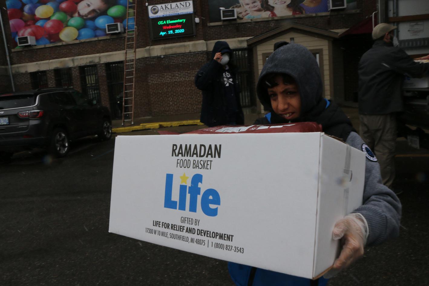 Ramadan USA 2020.