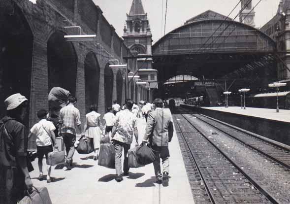 サンパウロ市ルース駅