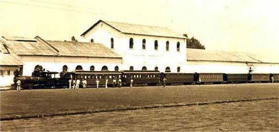 ヅモン路線列車