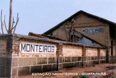モンテイロ駅