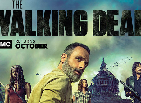THE WALKING DEAD SAISON 9 - CRITIQUE