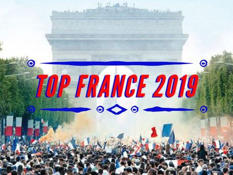 TOP FRANCE 2019