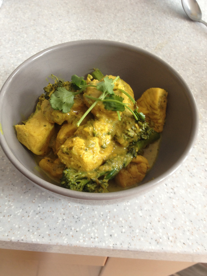 Recipe: Chicken Laksa
