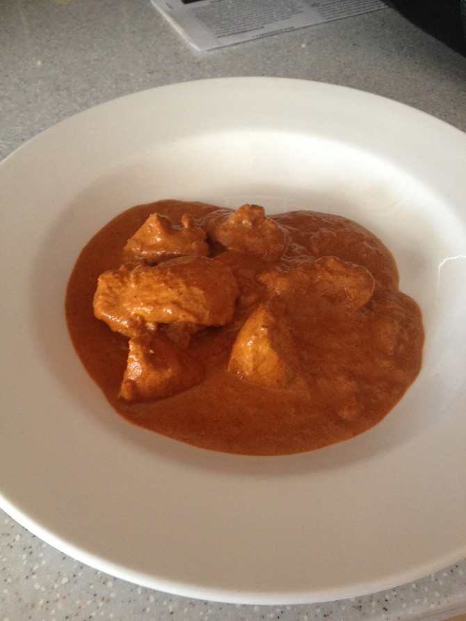 Recipe: Butter Chicken