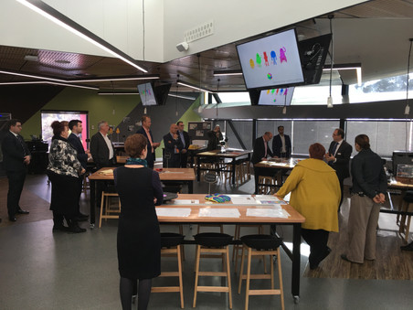 Tech Schools STEM Future Industries Advisory Panel visits Monash Tech School