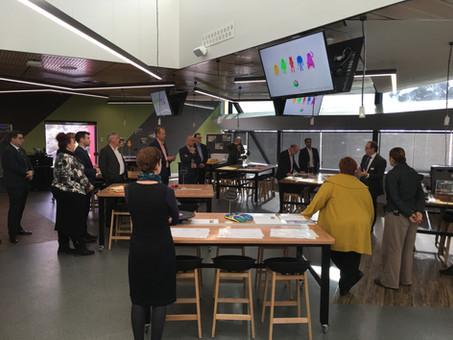 Tech Schools STEM Future Industries Advisory Panel visits Monash Tech School