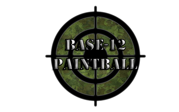 Base12 Paintball logo
