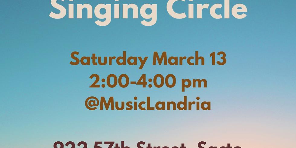 Return of the Singing Circle