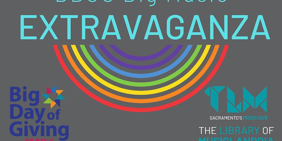 BDOG Big Music Extravaganza