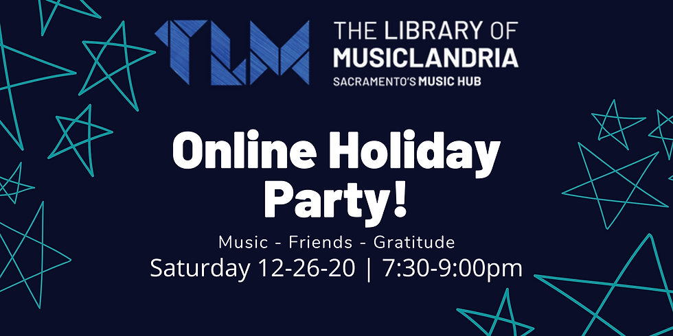 TLM Online Holiday Party!