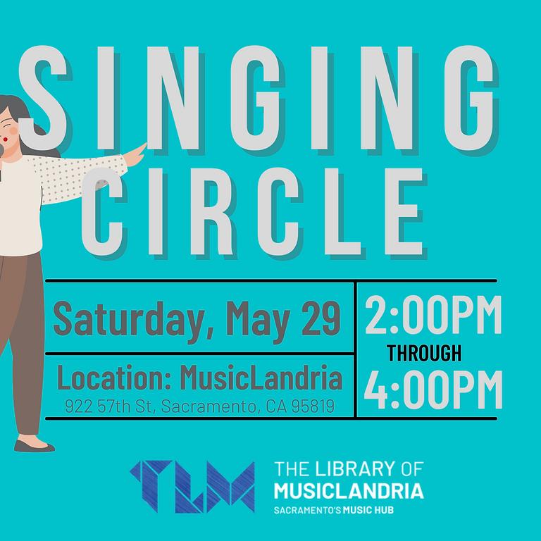 Community Singing Circle