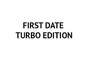 First Date Video Game: Turbo Edition
