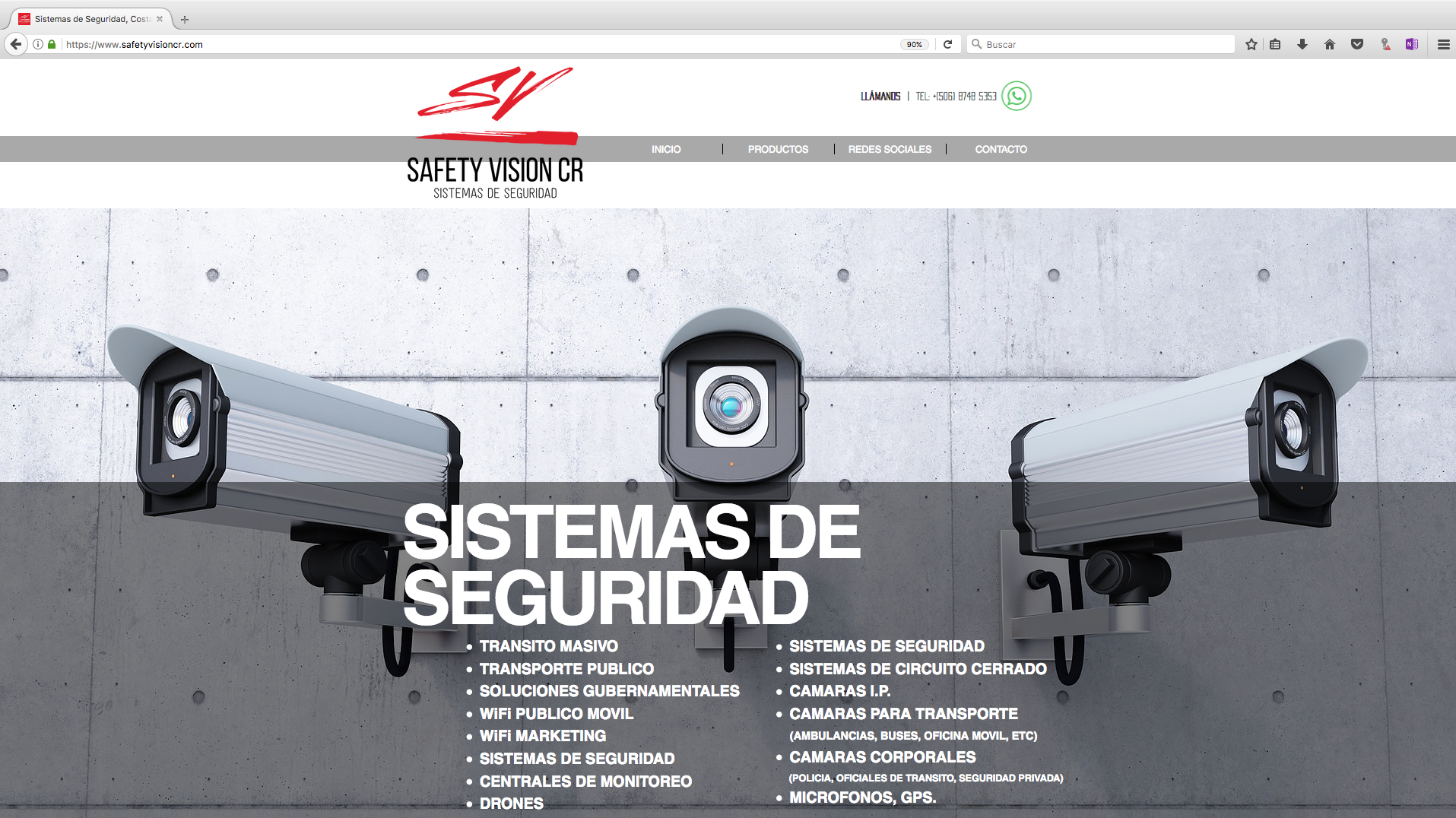Safety Vision CR