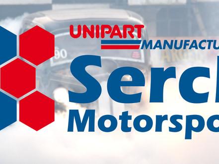 New Class Sponsor: Serck Motorsport