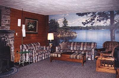 The Fairview Lakefront Cottages Poconos PA