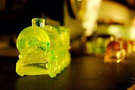 Vasline Uranium Glass Hawkley Antique Exchange