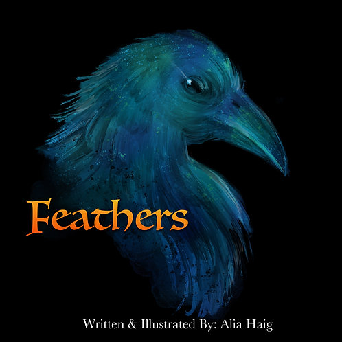 Feathers - Hardcover Edition