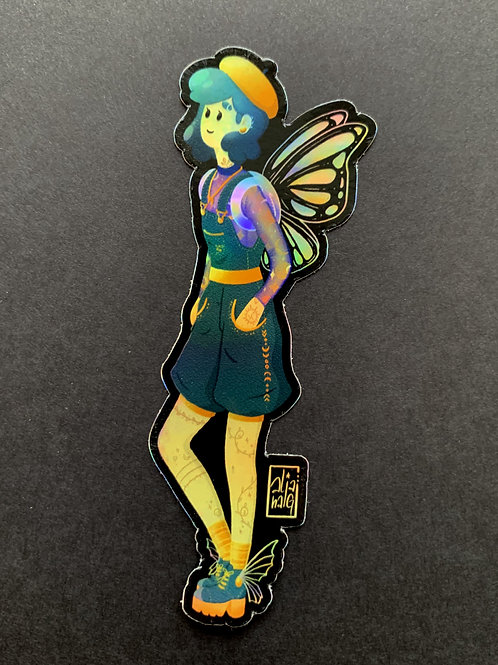 Butterfly Artist