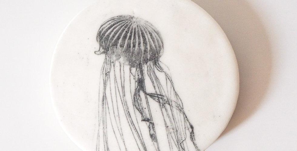 decor de table meduse