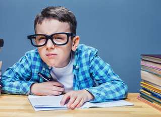 Signs of Vision Problems in Kids