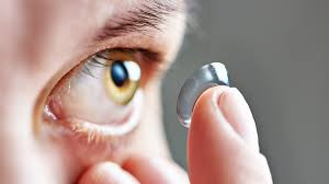 COVID 19 AND CONTACT LENS WEAR