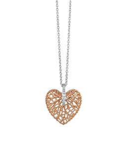 Eternal Heart pendant