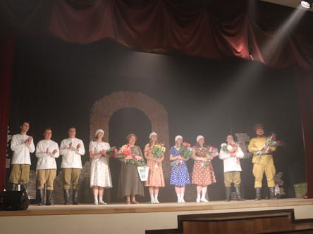 НСК «Театр «Крылья» закрыл творческий сезон премьерой!