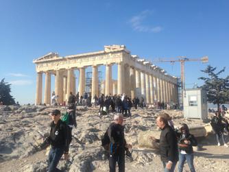 Grecia, la tumba de la civilización occidental