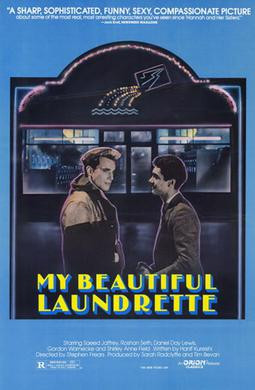 My Beautiful Laundrette: Un lamento de la esperanza. El espacio profundo.