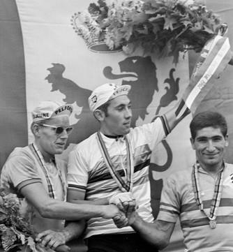 Eddy Merckx: El deportista más grande de la historia