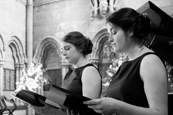 Wedding - (Glasgow University Chapel)