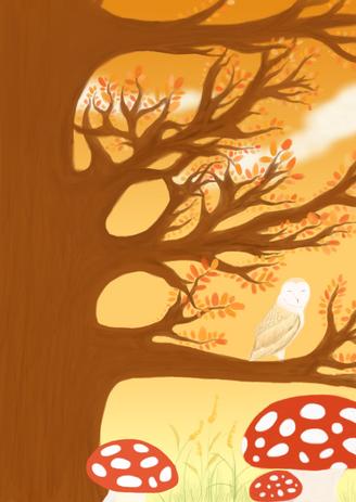 Mindful Owl